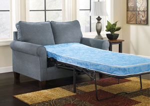 Zeth Denim Twin Sofa Sleeper,Signature Design by Ashley