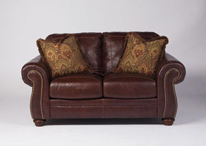 Hessel Redwood Loveseat