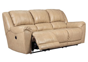 Yancy Galaxy Reclining Power Sofa