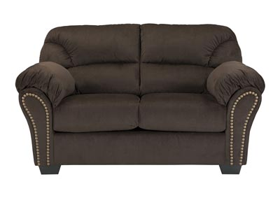 Kinlock Chocolate Loveseat