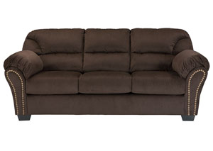 Kinlock Chocolate Full Sofa Sleeper,Signature Design by Ashley