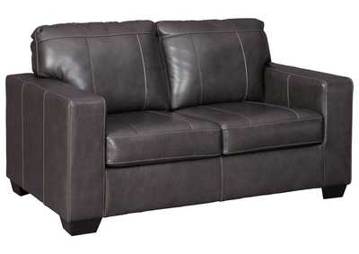Morelos Gray Loveseat,Signature Design By Ashley