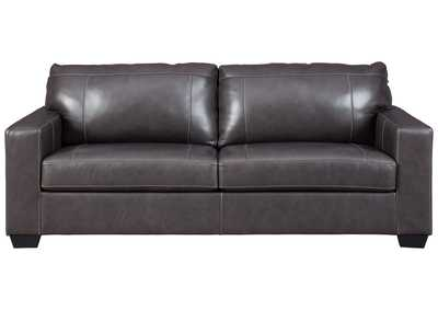 Morelos Gray Queen Sofa Sleeper,Signature Design By Ashley