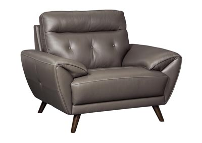 Sissoko Gray Chair