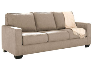 Zeb Quartz Queen Sofa Sleeper,Signature Design by Ashley