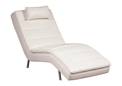 Goslar White Chaise