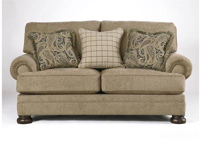 W A Akins Sons Keereel Sand Sofa