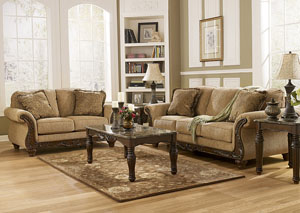 Cambridge Amber Sofa & Loveseat,Signature Design by Ashley