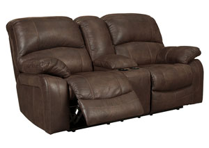 Zavier Truffle Glider Power Reclining Loveseat