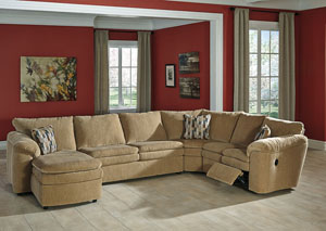 Coats Dune Right Facing Chaise End Sectional,Signature Design By Ashley