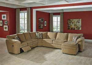 Coats Dune Left Facing Chaise End Extended Sectional,Signature Design By Ashley