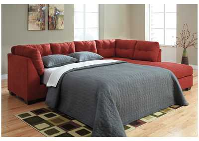 Maier Sienna Right Arm Facing Chaise End Sleeper Sectional
