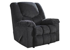 Turboprop Slate Rocker Recliner