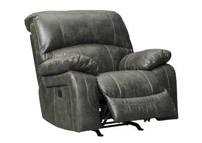 Dunwell Steel Power Rocker Recliner