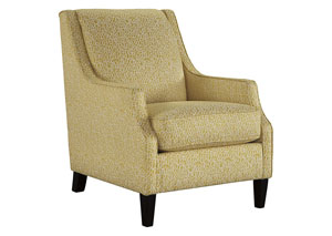 Cresson Pewter Accent Chair