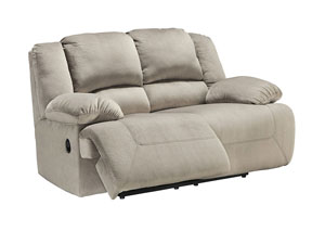 Toletta Granite Reclining Power Loveseat