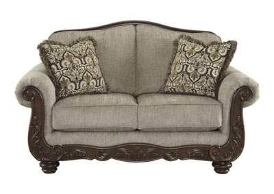 Cecilyn Cocoa Loveseat