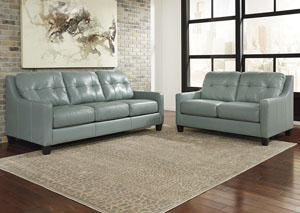 O'Kean Sky Sofa & Loveseat