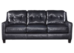 O'Kean Navy Sofa,Signature Design by Ashley