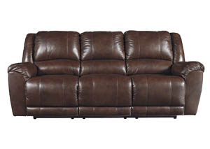 Persiphone Canyon Power Reclining Sofa,Signature Design By Ashley