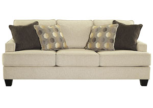 Brielyn Linen Sofa