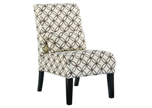Annora Brown Accent Chair,Signature Design by Ashley