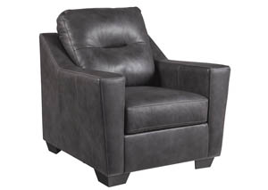 Kensbridge Charcoal Chair
