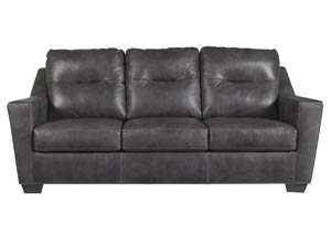 Kensbridge Charcoal Sofa,Signature Design By Ashley