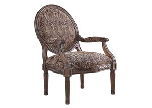 Vanceton Antique Accent Chair