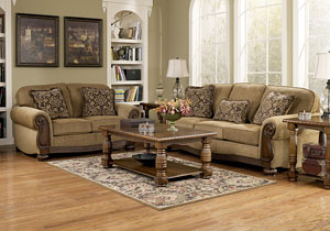 Lynnwood Amber Sofa & Loveseat,Signature Design by Ashley