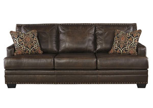 Corvan Antique Sofa,Signature Design by Ashley