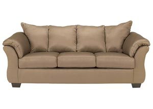Darcy Mocha Sofa,Signature Design By Ashley