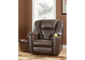 Paramount DuraBlend Brindle Power Recliner