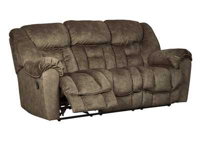 Capehorn Earth Reclining Power Sofa