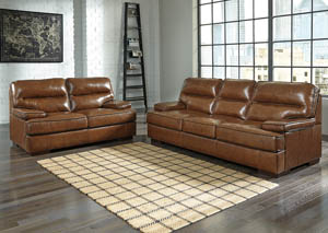 Palner Topaz Sofa and Loveseat