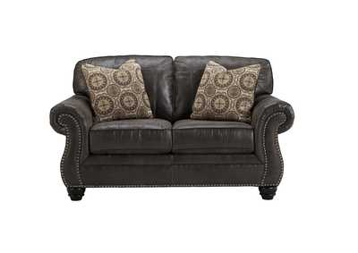 Breville Charcoal Loveseat