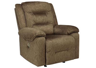 Waldheim Mocha Power Recliner w/ADJ Headrest