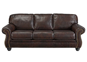 Bristan Walnut Sofa