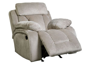 Stricklin Pebble Rocker Recliner