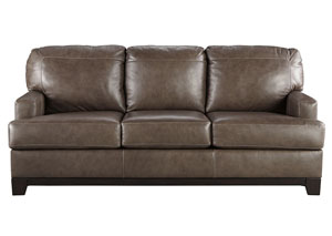 Derwood Pewter Sofa,Signature Design by Ashley