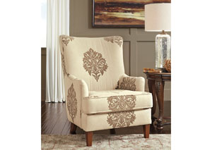 Berwyn View Accents Quartz Accent Chair