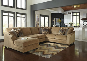 Lonsdale Barley Left Arm Facing Chaise End Sectional
