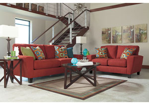 Sagen Sienna Sofa & Loveseat,Signature Design by Ashley