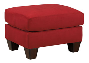 Hannin Spice Ottoman,Signature Design By Ashley
