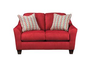Hannin Spice Loveseat,Signature Design By Ashley