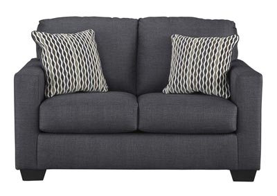 Bavello Indigo Loveseat