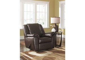 DuraBlend Cafe Rocker Recliner,Millennium