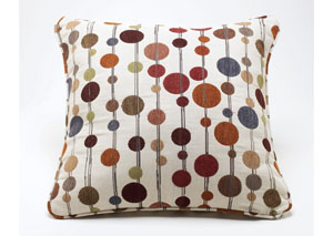 Multi Hodgepodge Pillow