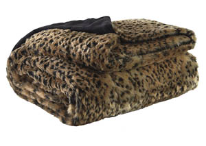 Rolle Brown Throw,Signature Design by Ashley