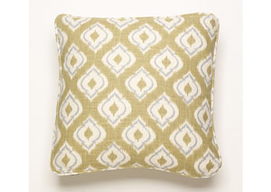 Lime/Aqua Macie Pillow,Signature Design by Ashley